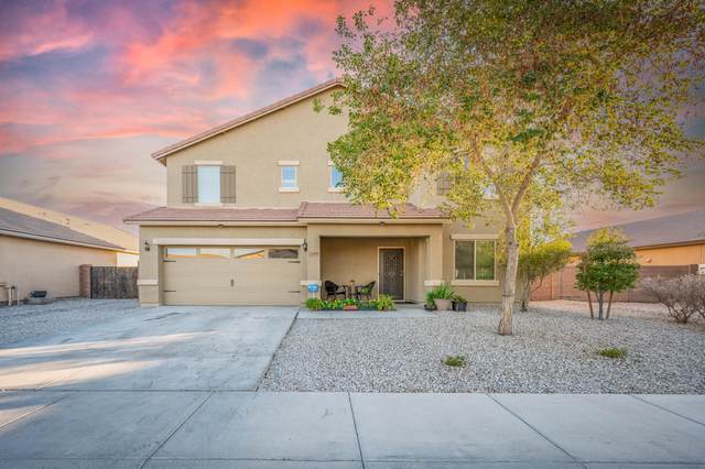 25419 W Ellis Drive, Buckeye, AZ 85326 (MLS #6224042) :: Zolin Group