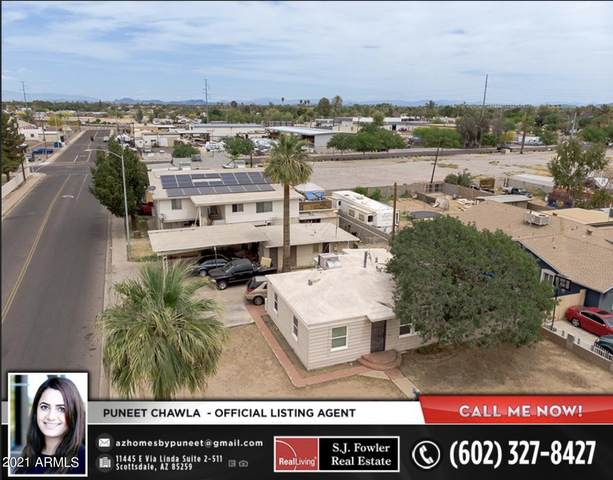 6146 W Palmaire Avenue, Glendale, AZ 85301 (MLS #6224047) :: The Everest Team at eXp Realty