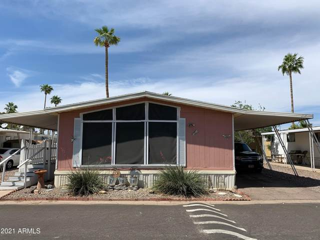 2340 E University Drive #188, Tempe, AZ 85281 (MLS #6224056) :: Yost Realty Group at RE/MAX Casa Grande