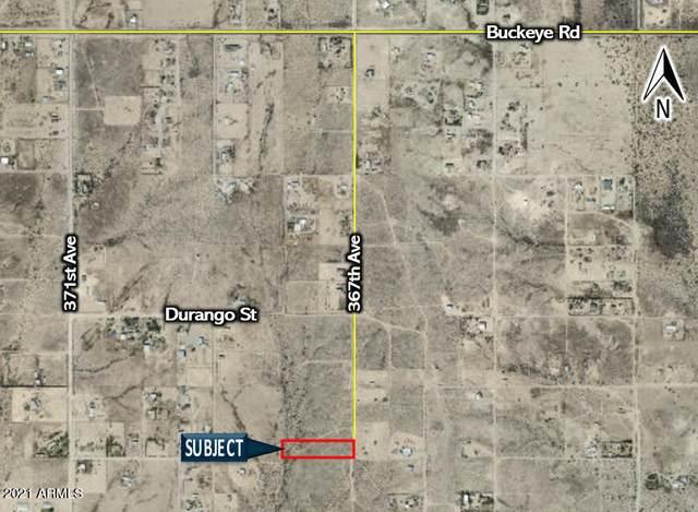 23xx S 367th Avenue, Tonopah, AZ 85354 (MLS #6224069) :: Howe Realty