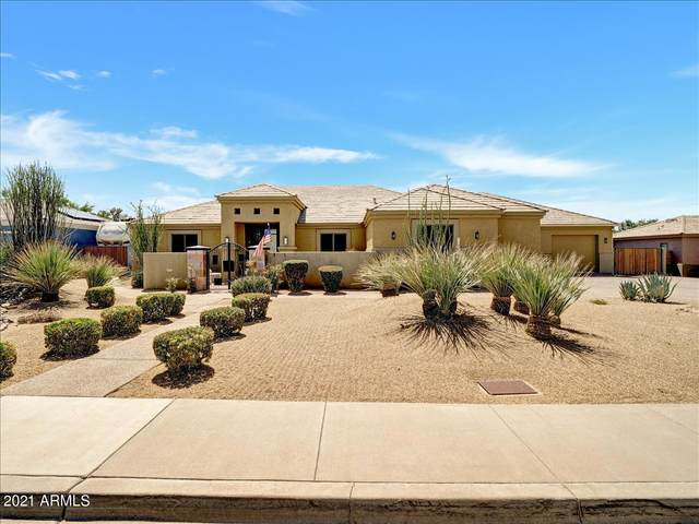 7139 E Grandview Street, Mesa, AZ 85207 (MLS #6224075) :: Zolin Group