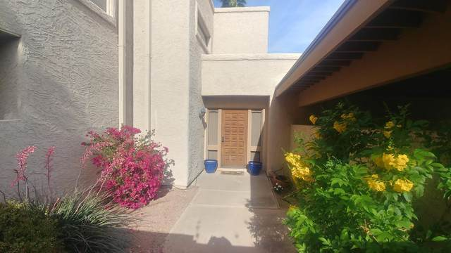 4525 N 66TH Street #78, Scottsdale, AZ 85251 (MLS #6224082) :: Zolin Group