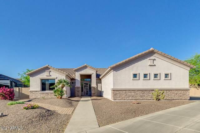 11518 E Enrose Street, Mesa, AZ 85207 (MLS #6224085) :: The Carin Nguyen Team