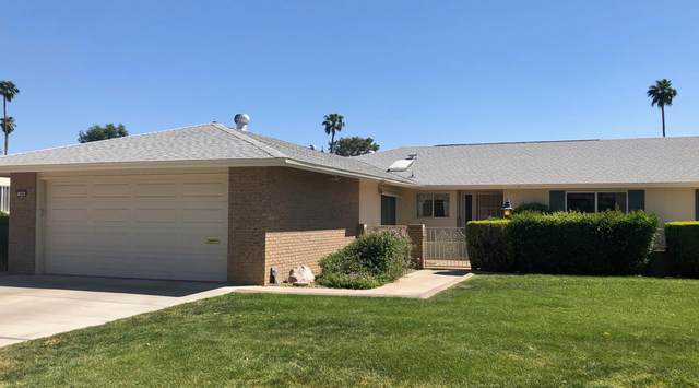 9601 W Sandstone Drive, Sun City, AZ 85351 (MLS #6224093) :: Yost Realty Group at RE/MAX Casa Grande