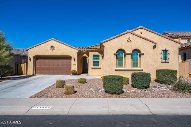 11020 E Travertine Avenue, Mesa, AZ 85212 (MLS #6224098) :: Yost Realty Group at RE/MAX Casa Grande