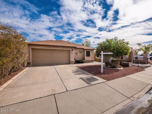 8677 N 108TH Lane, Peoria, AZ 85345 (MLS #6224102) :: Executive Realty Advisors