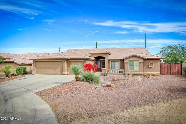 4554 E White Feather Lane, Cave Creek, AZ 85331 (MLS #6224122) :: The Property Partners at eXp Realty