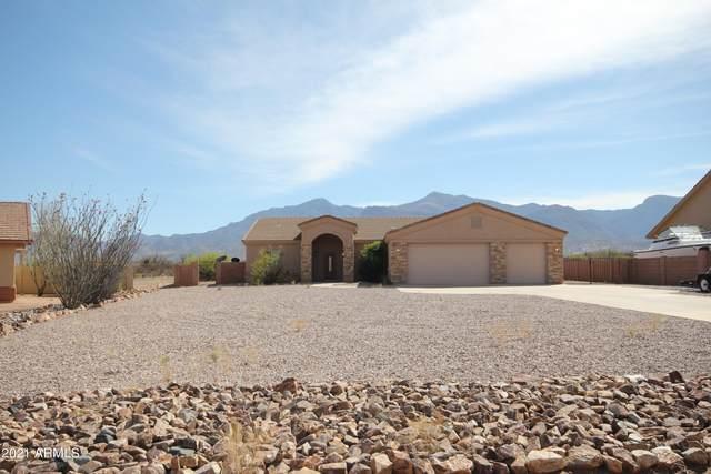 5354 E Desert Spoon Drive, Sierra Vista, AZ 85650 (MLS #6224129) :: Yost Realty Group at RE/MAX Casa Grande