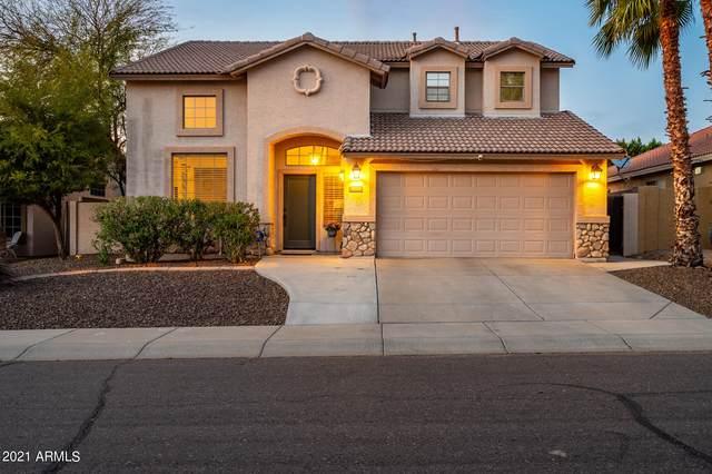 4110 E Prickly Pear Trail, Phoenix, AZ 85050 (MLS #6224132) :: My Home Group