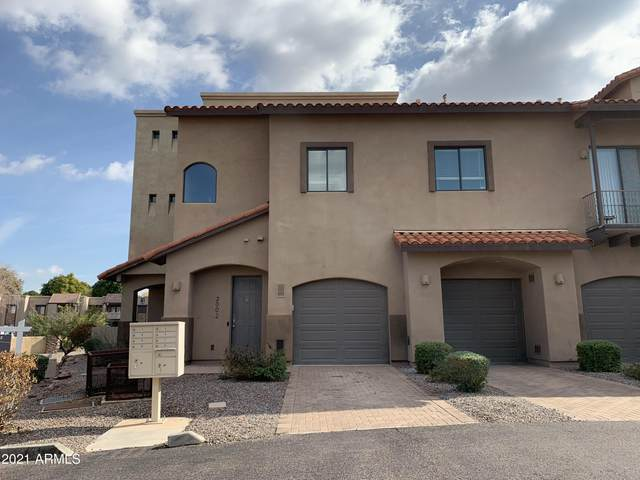 5998 N 78TH Street #1001, Scottsdale, AZ 85250 (#6224140) :: Long Realty Company