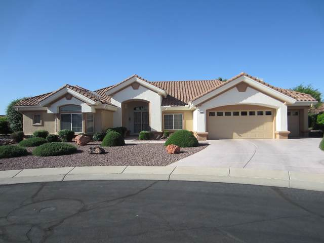 16037 W Sentinel Drive, Sun City West, AZ 85375 (MLS #6224160) :: Long Realty West Valley