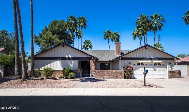 10052 N 77TH Street, Scottsdale, AZ 85258 (MLS #6224167) :: Yost Realty Group at RE/MAX Casa Grande
