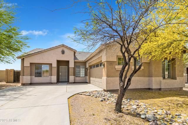 1683 E Alameda Place, Casa Grande, AZ 85122 (MLS #6224169) :: Howe Realty