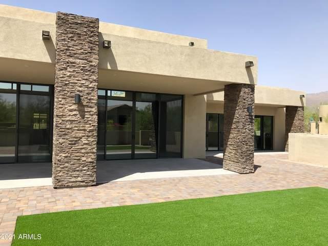 3204 S Ponderosa Drive, Gold Canyon, AZ 85118 (MLS #6224177) :: The Luna Team