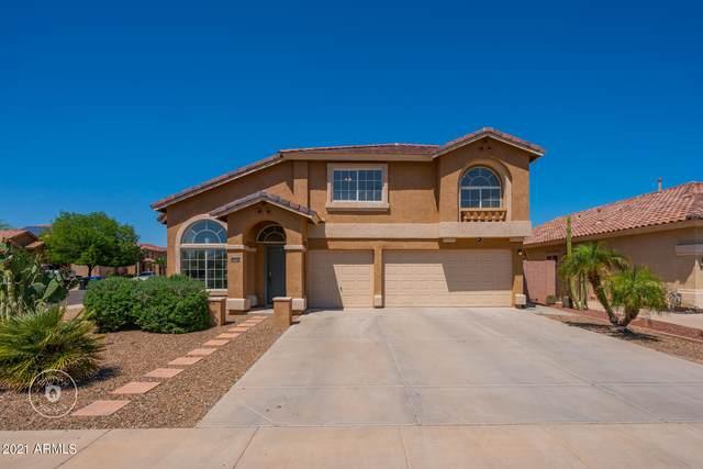 15654 W Redfield Road, Surprise, AZ 85379 (MLS #6224184) :: Klaus Team Real Estate Solutions