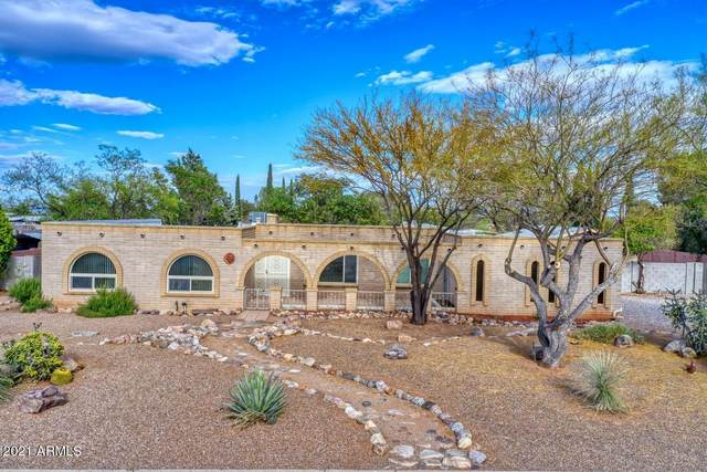 1797 Exeter Drive, Sierra Vista, AZ 85635 (MLS #6224187) :: My Home Group