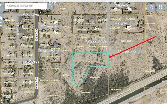 28xxx N 201st Avenue, Wittmann, AZ 85361 (MLS #6224188) :: Howe Realty