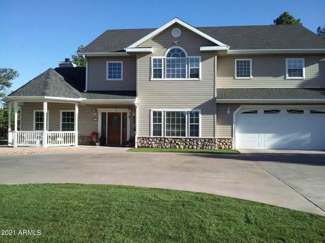 1009 Pine Creek Drive, Lakeside, AZ 85929 (MLS #6224194) :: Yost Realty Group at RE/MAX Casa Grande