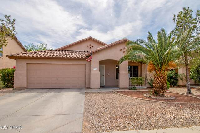 2003 W Pinkley Avenue, Coolidge, AZ 85128 (MLS #6224205) :: Yost Realty Group at RE/MAX Casa Grande