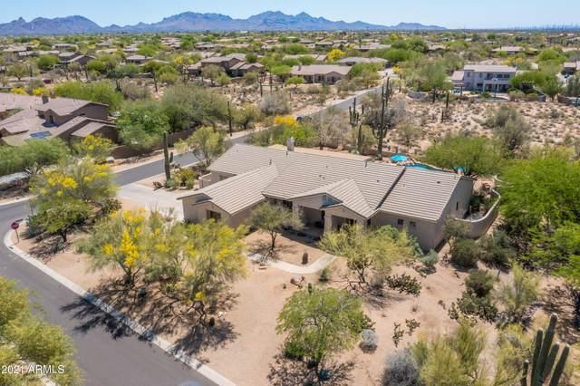 5797 E Hedgehog Place, Scottsdale, AZ 85266 (#6224233) :: Luxury Group - Realty Executives Arizona Properties