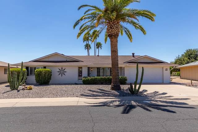 9835 W Branding Iron Drive, Sun City, AZ 85351 (MLS #6224264) :: neXGen Real Estate