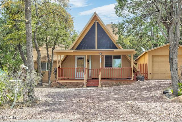 1213 N Basil Circle, Payson, AZ 85541 (MLS #6224270) :: The Luna Team