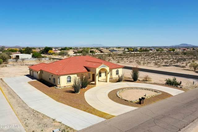 9661 N Chemehlevi Drive, Casa Grande, AZ 85122 (MLS #6224305) :: Yost Realty Group at RE/MAX Casa Grande