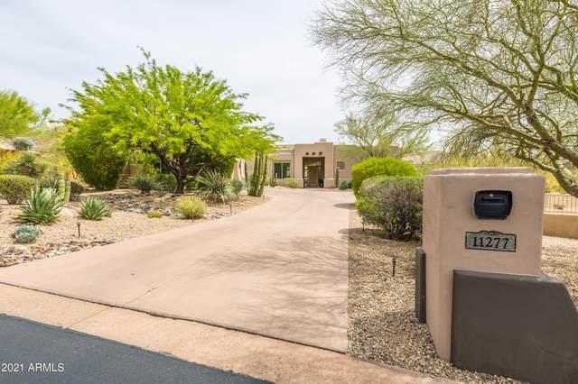 11277 E Paradise Lane, Scottsdale, AZ 85255 (MLS #6224308) :: Maison DeBlanc Real Estate