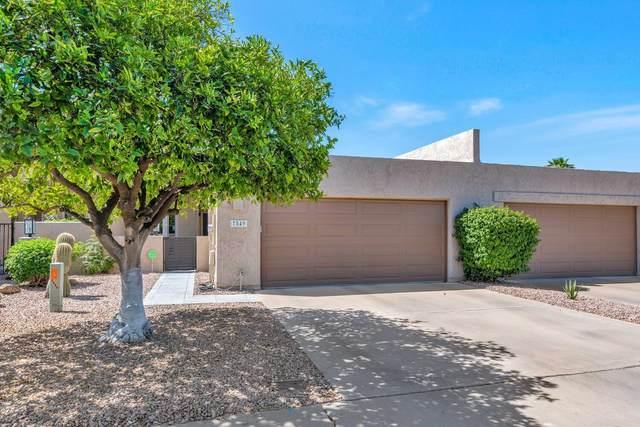 7849 E Buena Terra Way, Scottsdale, AZ 85250 (#6224317) :: Long Realty Company