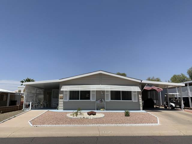 5852 E Player Place, Mesa, AZ 85215 (MLS #6224319) :: TIBBS Realty