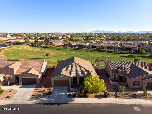 41641 W Springtime Road, Maricopa, AZ 85138 (MLS #6224320) :: The Laughton Team