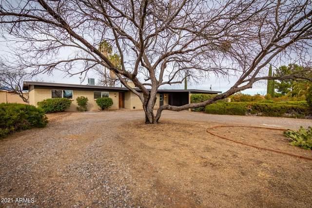 1068 S Chaparral Circle, Sierra Vista, AZ 85635 (MLS #6224321) :: The Property Partners at eXp Realty
