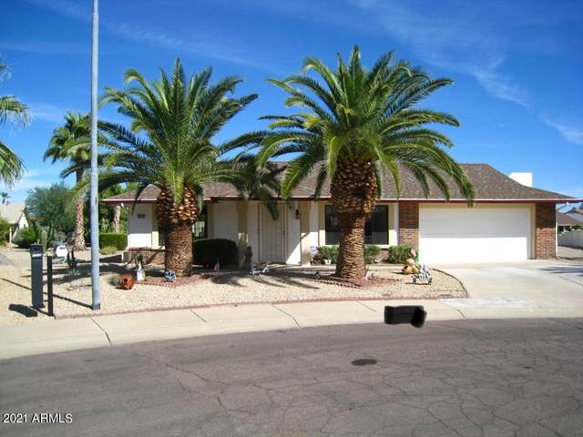 18819 N Suncrest Court, Sun City West, AZ 85375 (MLS #6224322) :: The Ethridge Team