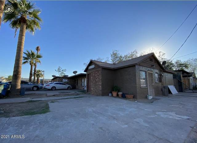 2222 E Garfield Street, Phoenix, AZ 85006 (MLS #6224328) :: The Dobbins Team
