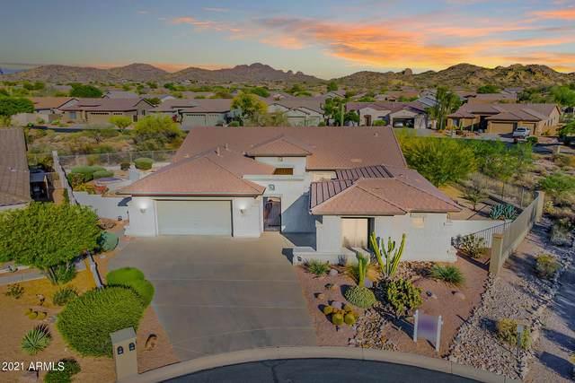 4233 S Alamandas Way, Gold Canyon, AZ 85118 (MLS #6224338) :: The Laughton Team