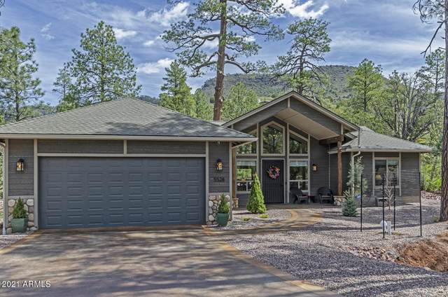 5528 W Dripping Springs Drive, Pine, AZ 85544 (MLS #6224347) :: The Luna Team