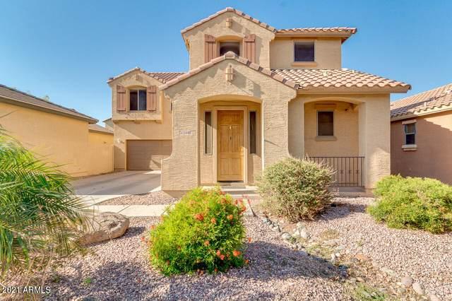 15448 W Poinsettia Drive, Surprise, AZ 85379 (MLS #6224355) :: Yost Realty Group at RE/MAX Casa Grande