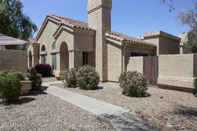1111 W Summit Place #12, Chandler, AZ 85224 (MLS #6224358) :: Yost Realty Group at RE/MAX Casa Grande