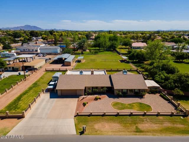 13911 E Morgan Drive, Gilbert, AZ 85295 (MLS #6224382) :: The Property Partners at eXp Realty