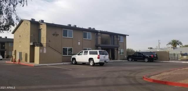 1727 W Mountain View Road, Phoenix, AZ 85021 (MLS #6224390) :: Yost Realty Group at RE/MAX Casa Grande