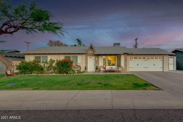 8701 E Mariposa Drive, Scottsdale, AZ 85251 (MLS #6224393) :: The Riddle Group