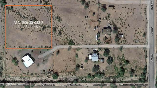 5502 N 411th Avenue, Tonopah, AZ 85354 (MLS #6224400) :: The Laughton Team