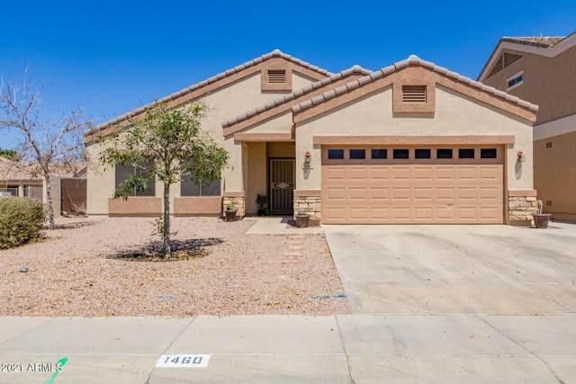 1460 E Heather Drive, San Tan Valley, AZ 85140 (MLS #6224410) :: Yost Realty Group at RE/MAX Casa Grande