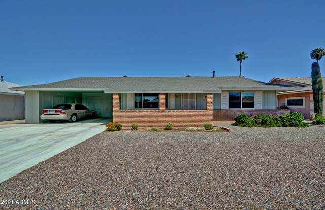 10844 W Meade Drive, Sun City, AZ 85351 (MLS #6224413) :: My Home Group