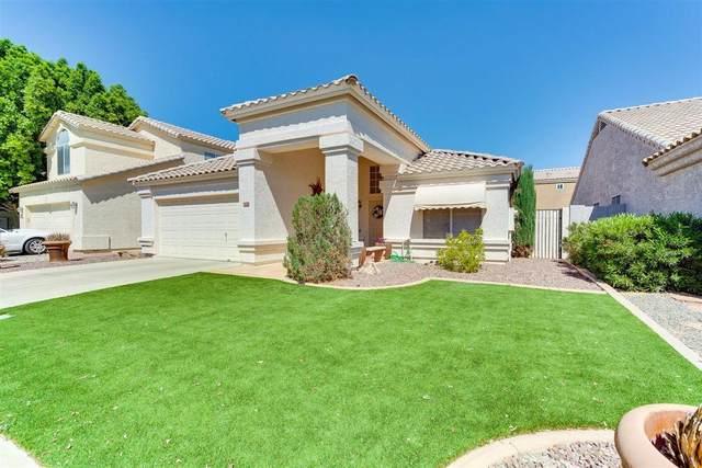 1317 N Palmsprings Drive, Gilbert, AZ 85234 (MLS #6224415) :: Klaus Team Real Estate Solutions