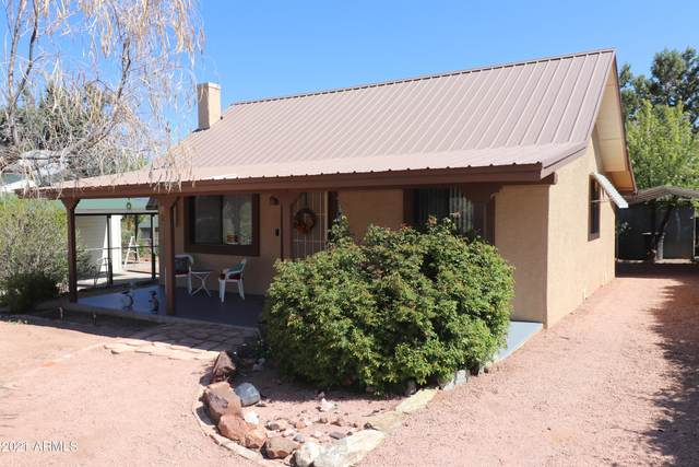 8029 W Gunsight Ridge, Payson, AZ 85541 (MLS #6224424) :: The Luna Team