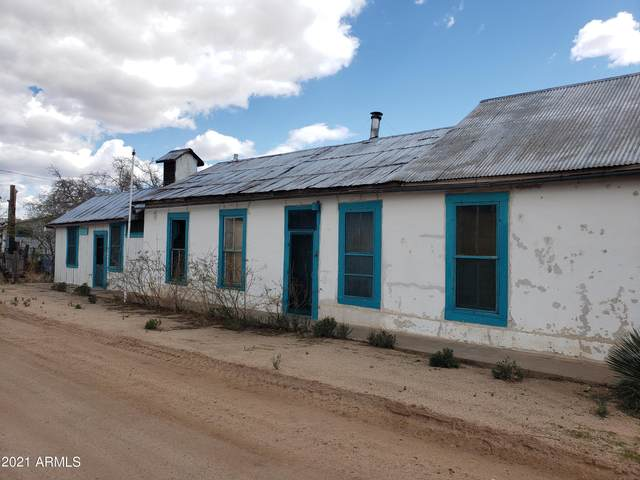 26921 S Hwy 89,, Congress, AZ 85332 (MLS #6224425) :: The Property Partners at eXp Realty