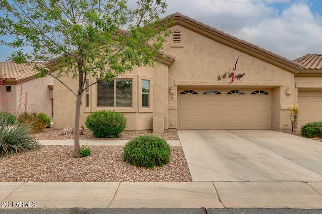 1583 E Melrose Drive, Casa Grande, AZ 85122 (MLS #6224451) :: My Home Group