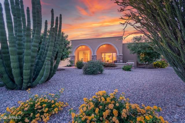 8526 E San Lucas Drive, Scottsdale, AZ 85258 (MLS #6224452) :: Lucido Agency
