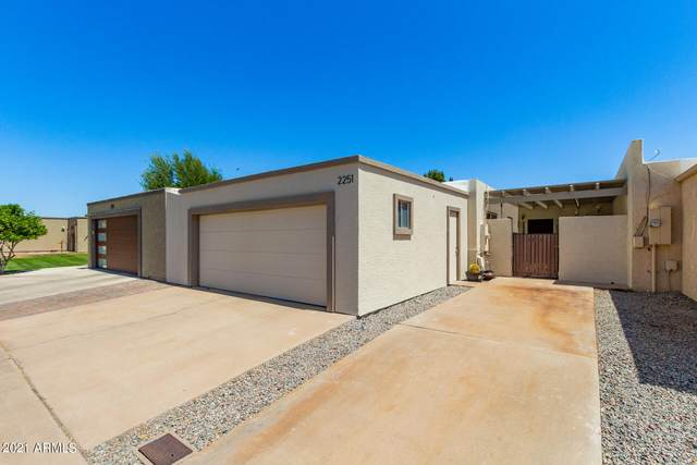 2251 N Recker Road, Mesa, AZ 85215 (MLS #6224460) :: neXGen Real Estate